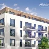 Sonniges Penthouse mit zwei Terrasse und Bad mit Oberlicht
