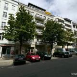 Im ruhigen hinteren Gartenhaus,1 Zimmer,55m² Wfl. mit 17m² Gartenterreasse, vermietet, Prenzel-Berg