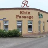 Helle Gewerbefläche in der Rheinsberger Rhinpassage