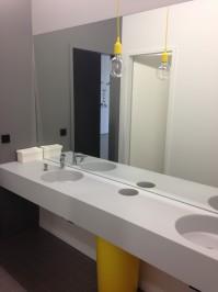 Toilettenräume