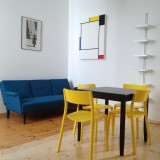 Bright 2 rooms apartment in the heart of Prenzlauerberg
